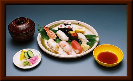 寿司膳 1,000円