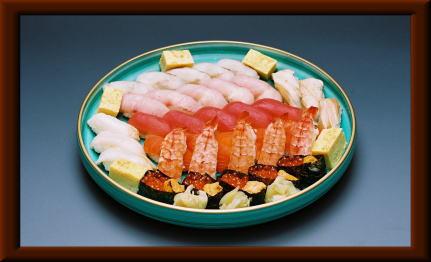 にぎり寿司 5,000円